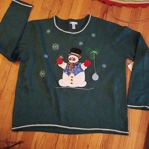 White Stag Sweaters - Christmas sweater